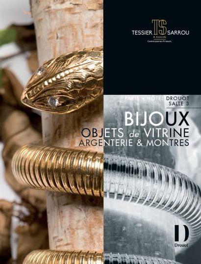 BIJOUX-OBJETS DE VITRINE-ARGENTERIE