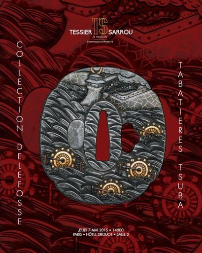 COLLECTION X : TABATIERES ET TSUBA