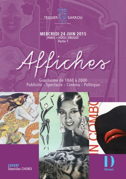 AFFICHES - DOCUMENTS - MAQUETTES