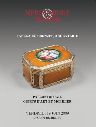Tableaux, Paléontologie et MOA