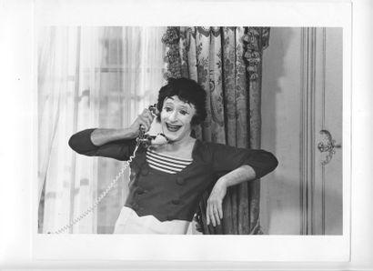 LE MIME MARCEAU (1923-2007) : LA VIE D'UN MYTHE FRANCAIS AUX ENCHERES     ACTE III