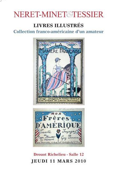 Livres Illustrés : Collection Franco-Américaine d'un amateur