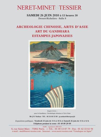 Art d'Asie - Histoire Naturelle