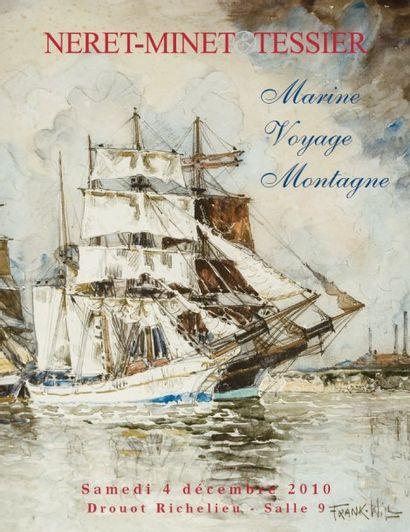 Marine,Voyages
