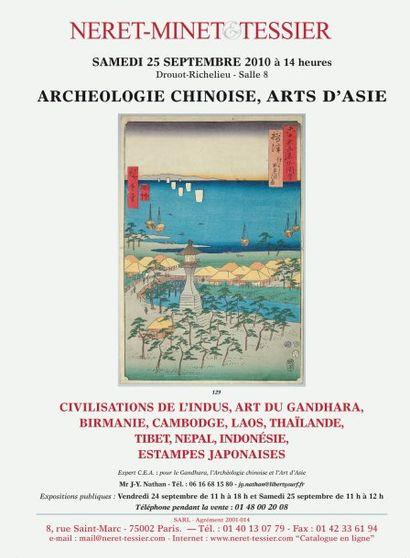 Art d'Asie - Art du Gandhara - Estampes Japonaises