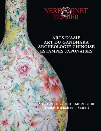 ARTS D'ASIE - ARCHÉOLOGIE CHINOISE - ESTAMPES JAPONAISES