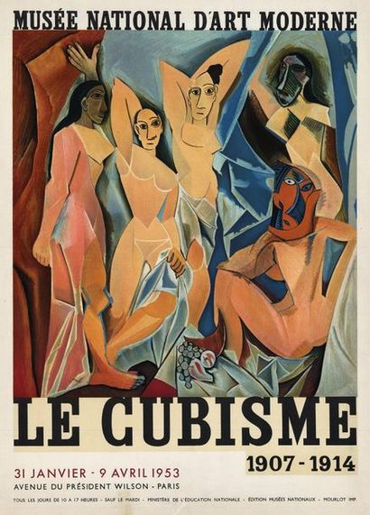 Affiches d'expositions
