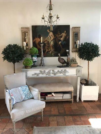 furnishing, paintings, works of art