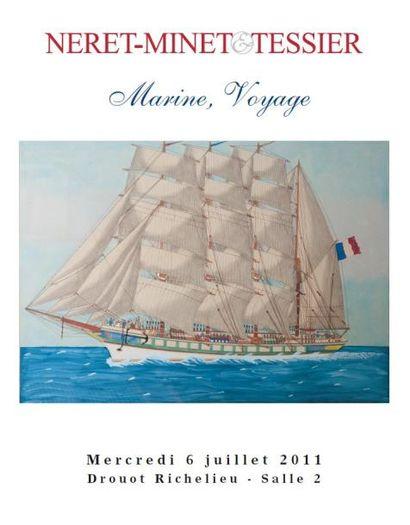 Marine, Voyage