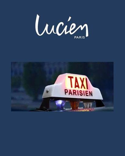 LICENCE DE TAXI PARISIEN