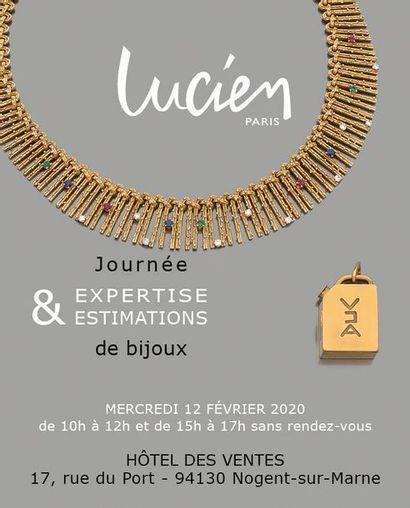 JOURNÉE D'EXPERTISE DE BIJOUX