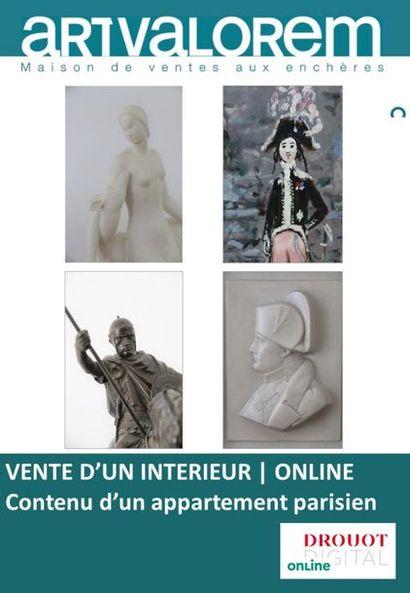 VENTE D'UN INTÉRIEUR ONLINE