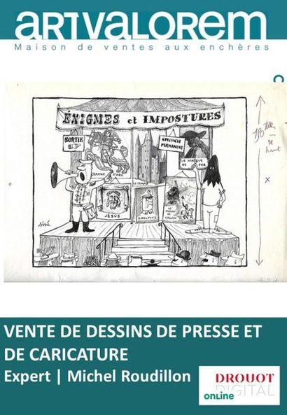 DESSINS DE PRESSE ONLINE
