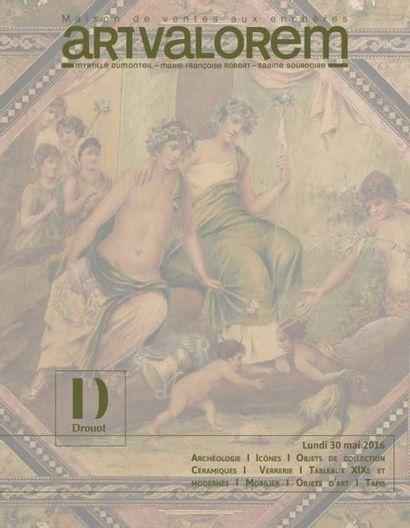 Archéologie - Icônes - Objets de collection - Céramiques -  Verrerie - Tableaux XIXe et modernes Mobilier - Objets d'art - Tapis
