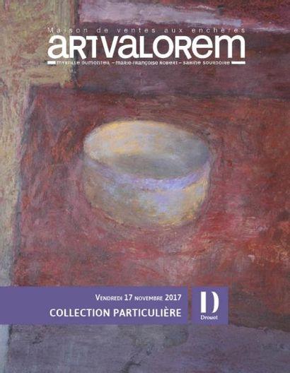 COLLECTION PARTICULIERE estampes, dessins, céramiques, verreries, tableaux anciens, tableaux modernes