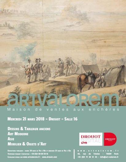 ARTS D'ASIE  TABLEAUX ET DESSINS  MOBILIER  OBJETS D'ART