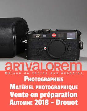 Photographies et matériel photographique