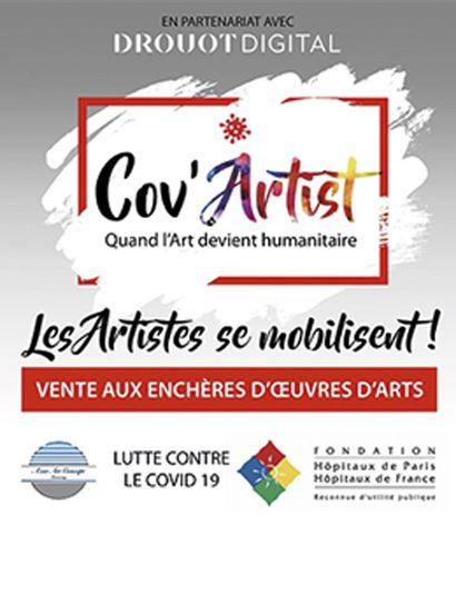 Cov'Artist - Les Artistes se mobilisent