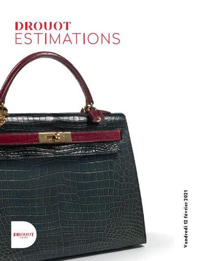 Importants Bijoux, Montres & Maroquinerie