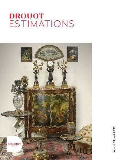 COLLECTION D'UN AMATEUR : Tableaux - Céramiques - Armes - Objets de vitrine & scientifiques - Sculptures - Arts d'Asie - Mobilier & objets d'art - Art Russe & orfèvrerie - Art nouveau