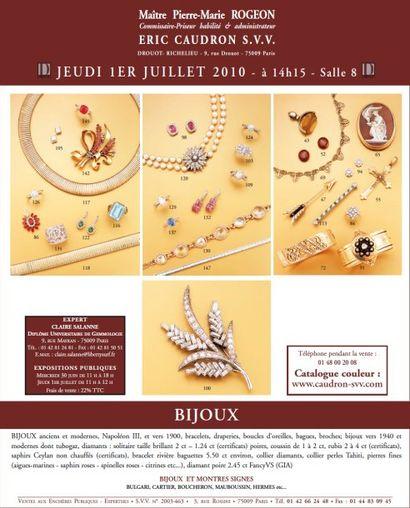 Bijoux - Argenterie