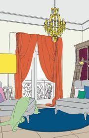 MON CHEZ MOI Suite de la collection du Château du Rère
