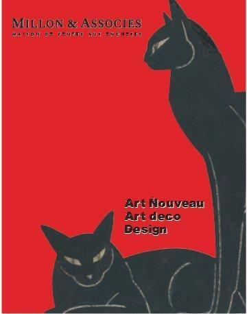 art nouveauv - Art déco - 1880 - 1920
