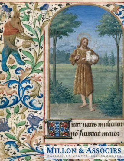Manuscrits livres anciens & modernes