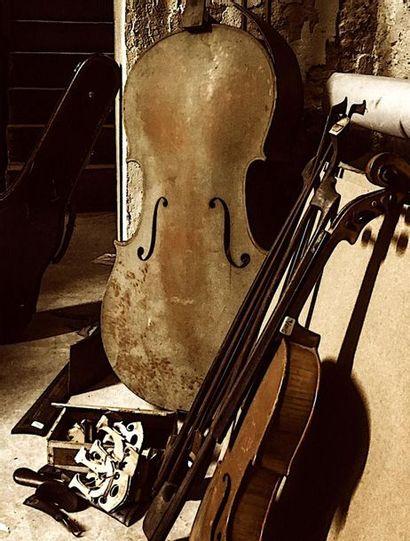 Instruments et Univers de la musique II<br><br>[vente online du 22 juin au 2 juillet 2020]