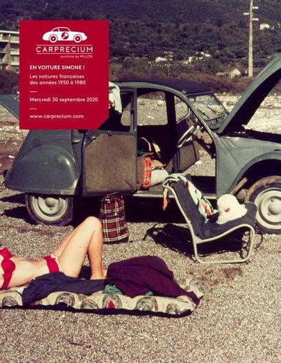 EN VOITURE SIMONE Les voitures françaises des années 1950 à 1980