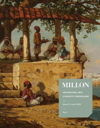 Ancient Art - Orientalist Paintings - Islamic Art