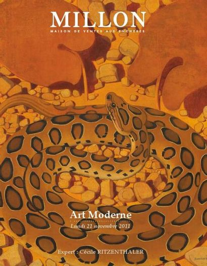 ART MODERNE 1880-1960