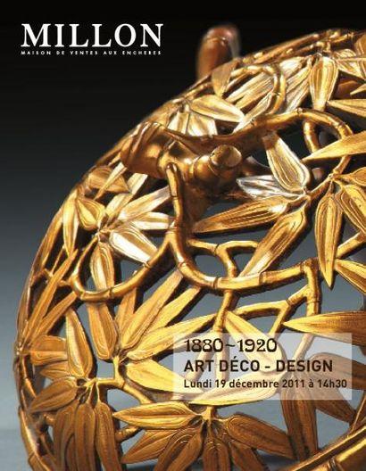 Art nouveau Art déco Design - 1880-1920