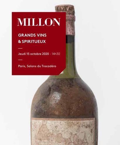 GRANDS VINS provenant de caves de grands amateurs dont rares Champagnes, Bourgognes et Bordeaux...