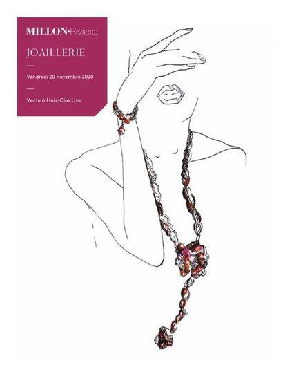 VENTE JOAILLERIE III - Millon Riviera - [VENTE À HUIS-CLOS LIVE]