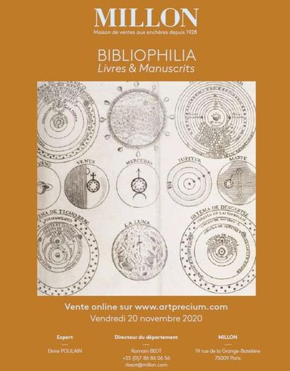 BIBLIOPHILIA ONLINE SUR ARTPRECIUM.COM