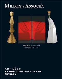 DESIGN<br />ART DÉCO - ANNÉES 50