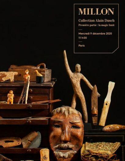 Collection DUSCH <br>Partie I<br>La Magie Inuit<br><br>[vente à huis-clos live]