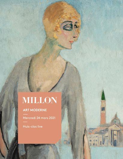 ART MODERNE<br><br>[vente en préparation, mise en ligne le 3 mars 2021]