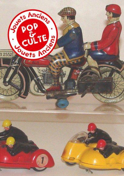 POP & CULTES<br>Jouets anciens<br><br>[vente en préparation, catalogue ouvert]
