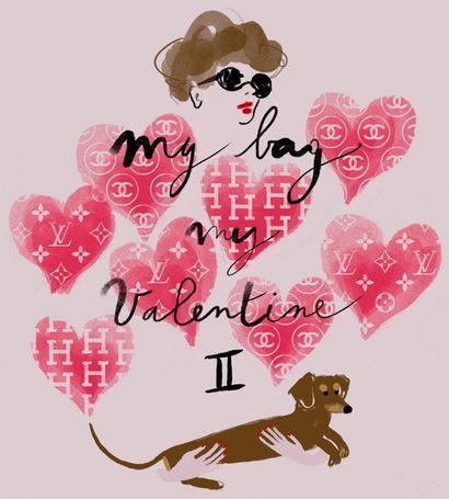 MY BAG MY VALENTINE <br>2e Edition<br><br>[vente à huis-clos live]