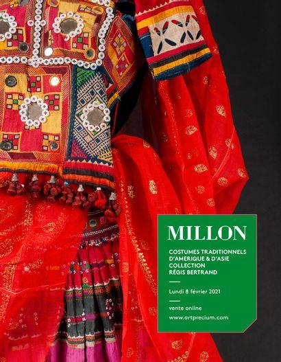 Les couleurs flamboyantes d'un héritage tissé <br>Collection Régis Bertrand<br><br>COSTUMES ETHNIQUES<br>