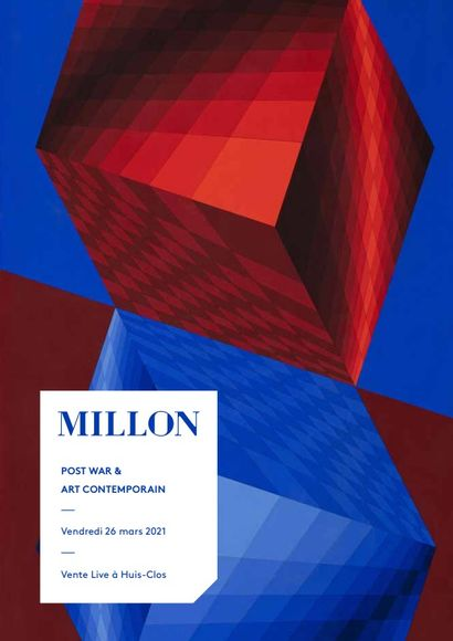 post-war & art contemporain<br><br>[vente à huis-clos live]