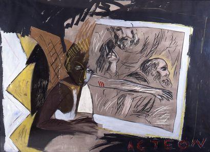 post-war & art contemporain<br><br>[vente en préparation, catalogue ouvert]