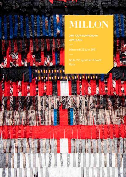art contemporain<br>africain<br><br>[Paris, Salle VV]