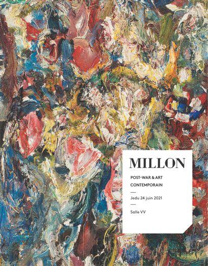 post-war & art contemporain<br><br>[Paris, Salle VV]<br><br>[vente en préparation, contactez-nous]