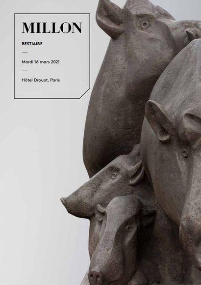 bestiaire<br>le bronze animalier