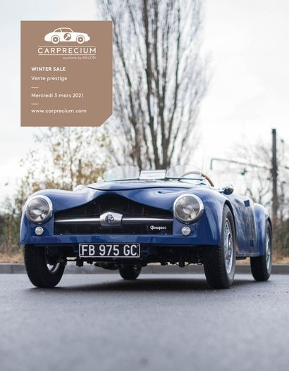 AUTOMOBILES DE COLLECTION <br>WINTER SALE<br>