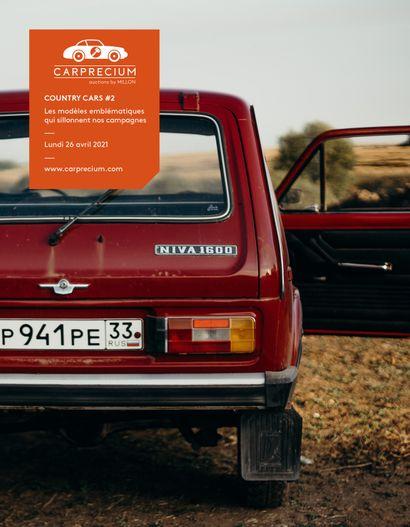 AUTOMOBILES DE COLLECTION<br>COUNTRY CARS #2<br>Les modèles emblématiques qui sillonnent nos campagnes<br><br>[vente en préparation,mise en ligne le 29 mars 2021]
