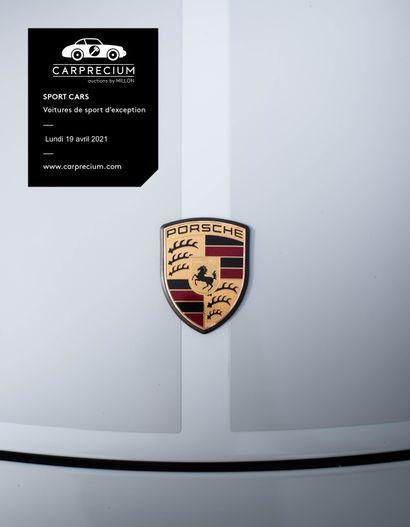 AUTOMOBILES DE COLLECTION<br>sport cars<br><br>[vente à huis-clos live]